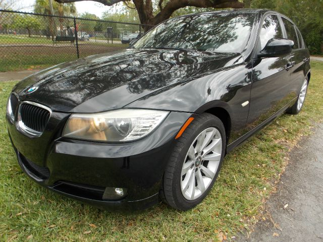 2009 BMW 3 SERIES 328I black only one owner 100 clean carfax leather sunroof bluetooth dual
