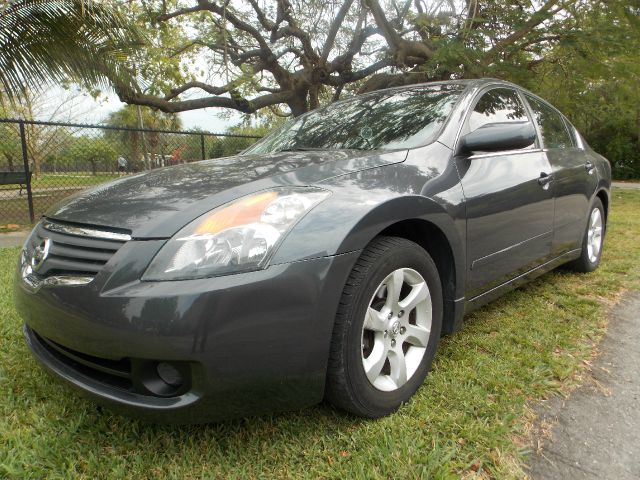 2007 NISSAN ALTIMA 25 gray only 1 previous owner leather sunroof bluetooth dual control ac d