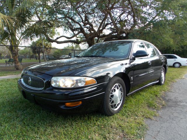 2004 BUICK LESABRE CUSTOM PRESIDENTIAL black only 2 owners 0 accidents leather excellent condi