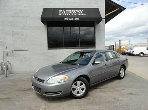 2006 Chevrolet Impala for sale in Melrose Park, IL
