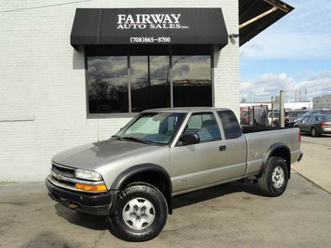 2001 Chevrolet S-10 for sale in Melrose Park, IL