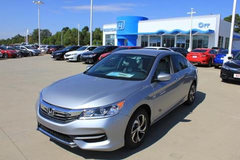 2017 Honda Accord for sale in Texarkana, TX