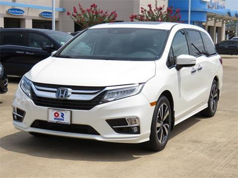 2018 Honda Odyssey for sale in Texarkana, TX
