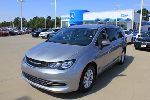 2017 Chrysler Pacifica for sale in Texarkana, TX