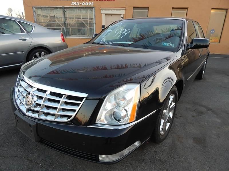 Cadillac dts 2006 reliability test for Buy smart motors trenton nj