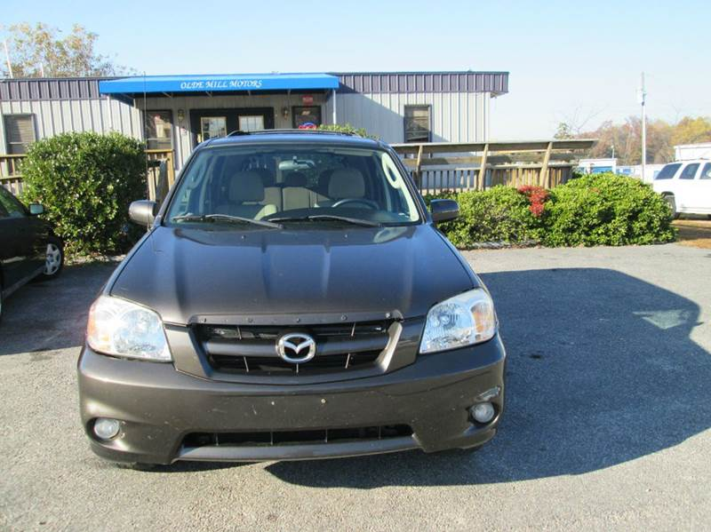 2006 mazda tribute s awd 4dr suv in angier nc olde mill