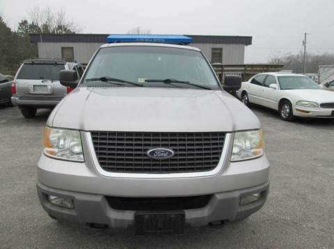 2003 Ford Expedition for sale in Angier, NC