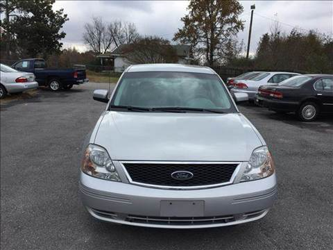2005 Ford Five Hundred for sale in Angier NC