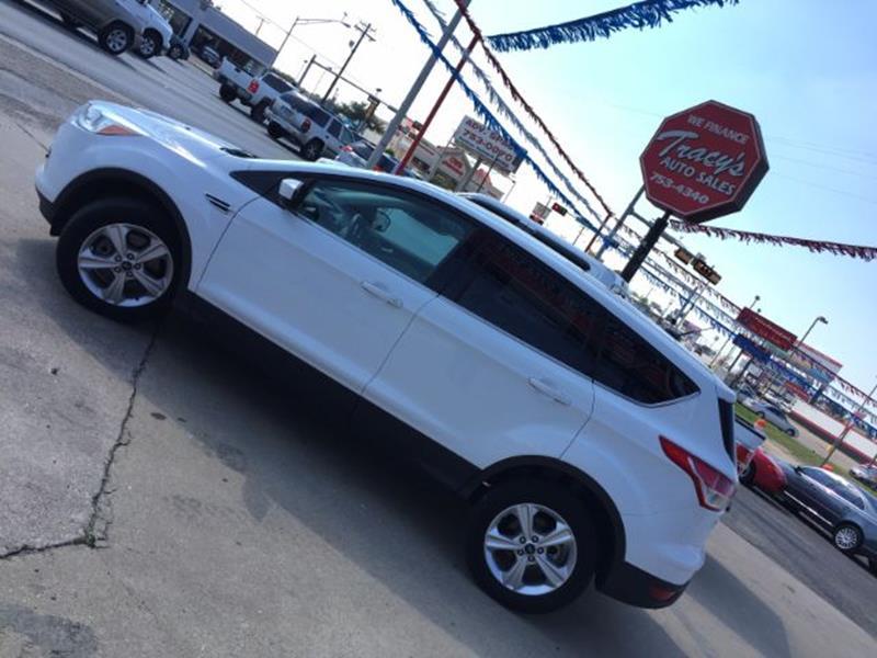 2013 Ford Escape AWD SE 4dr SUV - Waco TX