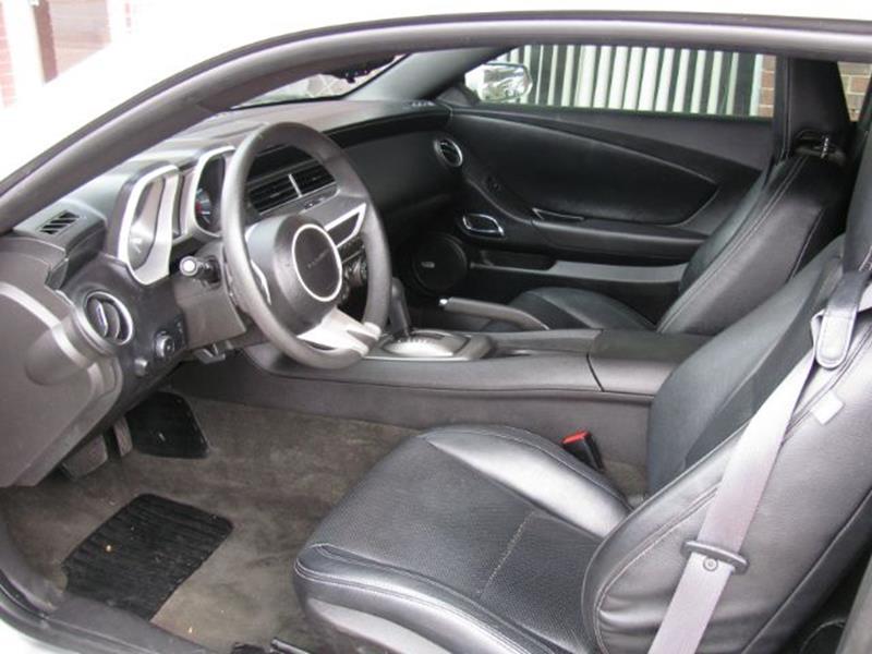 2011 Chevrolet Camaro LT 2dr Coupe w/1LT - Waco TX