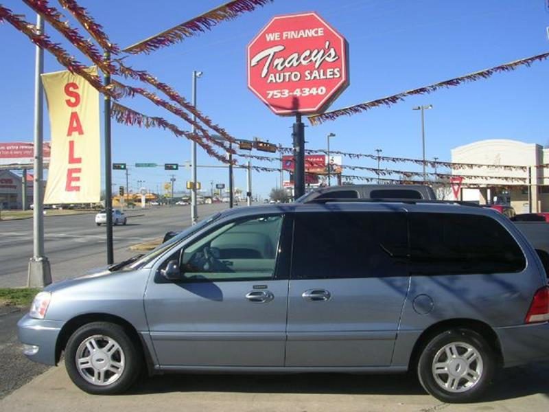 2004 Ford Freestar SEL 4dr Mini Van