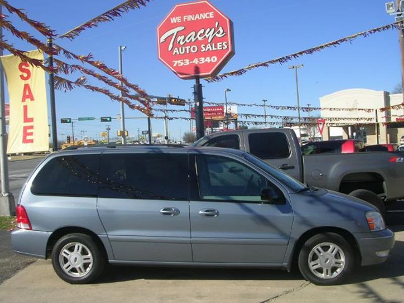 2004 Ford Freestar SEL 4dr Mini Van In Waco TX