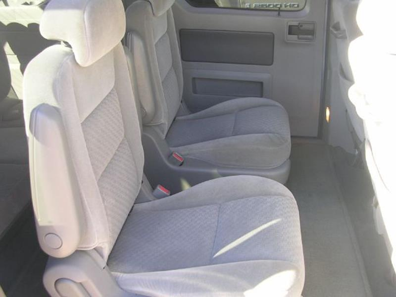 2004 Ford Freestar SEL 4dr Mini-Van - Waco TX