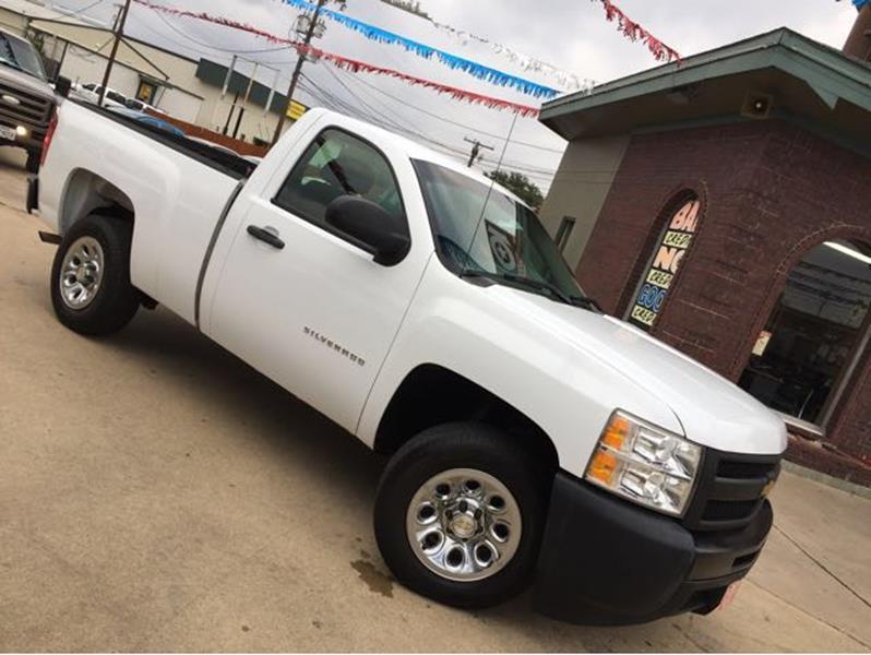 2012 Chevrolet Silverado 1500 Work Truck 2WD - Waco TX