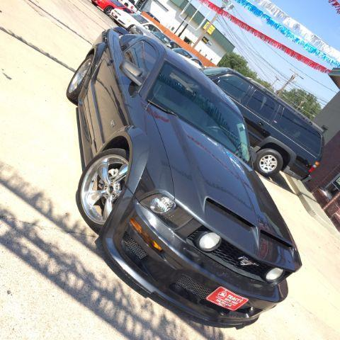 2007 Ford Mustang GT Deluxe Coupe - Waco TX