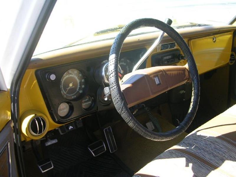 1972 Chevrolet C/K 20 Series CHEYENNE - Waco TX