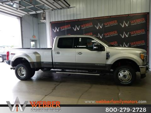2017 Ford F-350 Super Duty for sale in Detroit Lakes, MN
