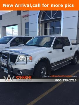 2006 Ford F-150 for sale in Detroit Lakes, MN