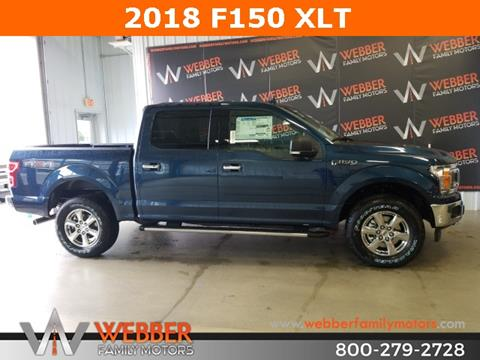 2018 Ford F-150 for sale in Detroit Lakes MN