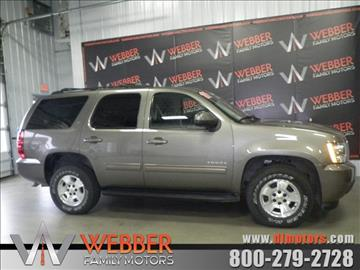 2011 Chevrolet Tahoe for sale in Detroit Lakes, MN