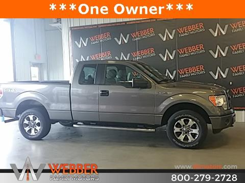 2014 Ford F-150 for sale in Detroit Lakes MN