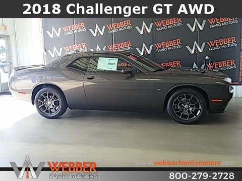 2018 Dodge Challenger for sale in Detroit Lakes, MN