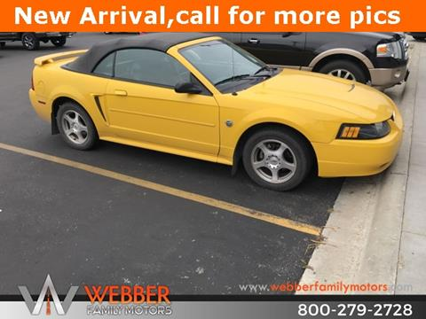 2004 Ford Mustang for sale in Detroit Lakes, MN