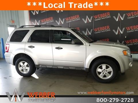2009 Ford Escape for sale in Detroit Lakes MN