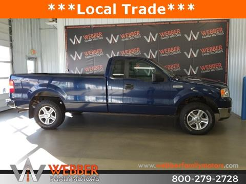 2007 Ford F-150 for sale in Detroit Lakes MN