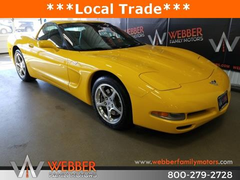 2003 Chevrolet Corvette for sale in Detroit Lakes MN