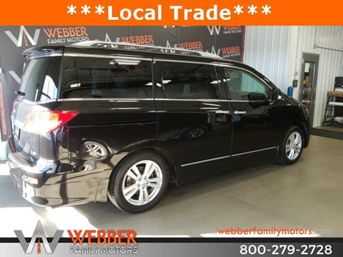 2012 Nissan Quest for sale in Detroit Lakes MN