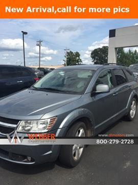 2010 Dodge Journey for sale in Detroit Lakes, MN