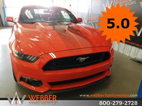 2016 Ford Mustang for sale in Detroit Lakes, MN