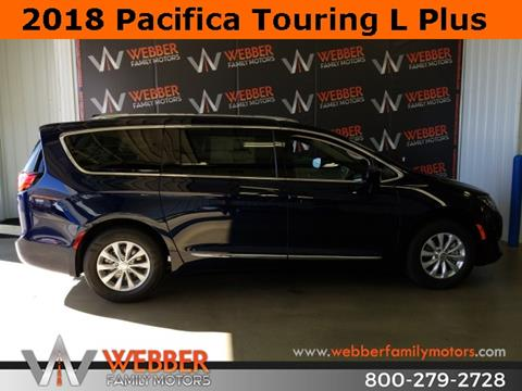 2018 Chrysler Pacifica for sale in Detroit Lakes MN