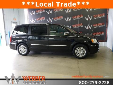 2012 Chrysler Town and Country for sale in Detroit Lakes, MN