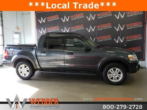 2010 Ford Explorer Sport Trac for sale in Detroit Lakes MN