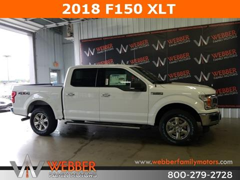2018 Ford F-150 for sale in Detroit Lakes, MN