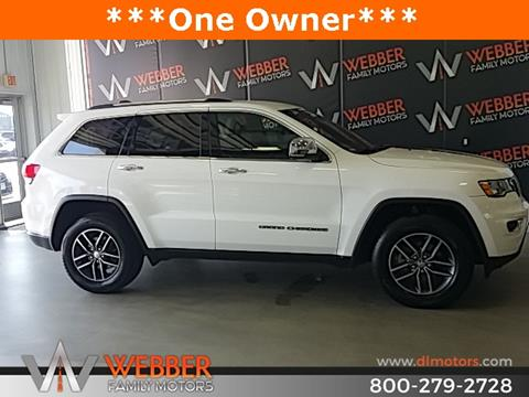 2017 Jeep Grand Cherokee for sale in Detroit Lakes MN