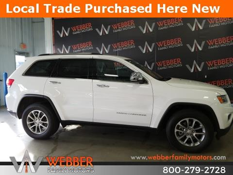 2015 Jeep Grand Cherokee for sale in Detroit Lakes MN