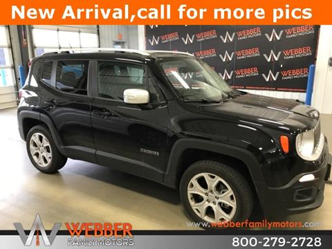 2016 Jeep Renegade for sale in Detroit Lakes, MN