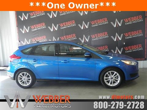 2015 Ford Focus for sale in Detroit Lakes, MN