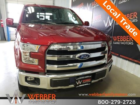 2015 Ford F-150 for sale in Detroit Lakes MN