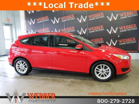 2015 Ford Focus for sale in Detroit Lakes MN
