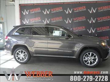2015 Jeep Grand Cherokee for sale in Detroit Lakes, MN