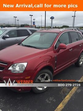 2012 Chevrolet Captiva Sport for sale in Detroit Lakes MN