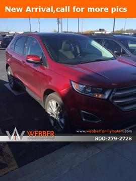 2017 Ford Edge for sale in Detroit Lakes, MN