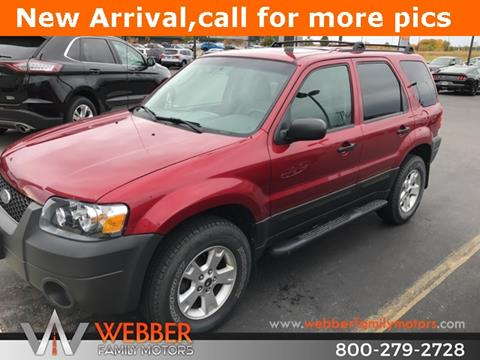 2005 Ford Escape for sale in Detroit Lakes, MN