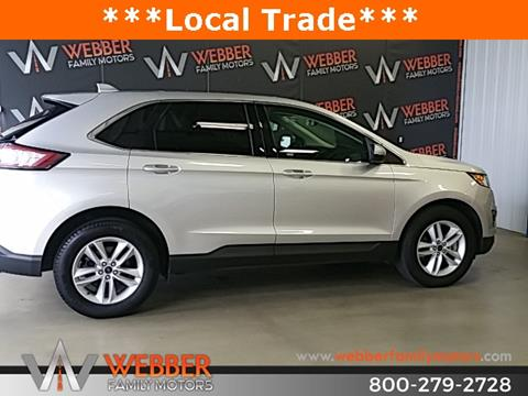 2015 Ford Edge for sale in Detroit Lakes MN