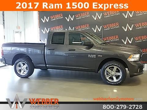 2017 RAM Ram Pickup 1500 for sale in Detroit Lakes MN