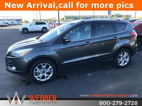 2016 Ford Escape for sale in Detroit Lakes, MN